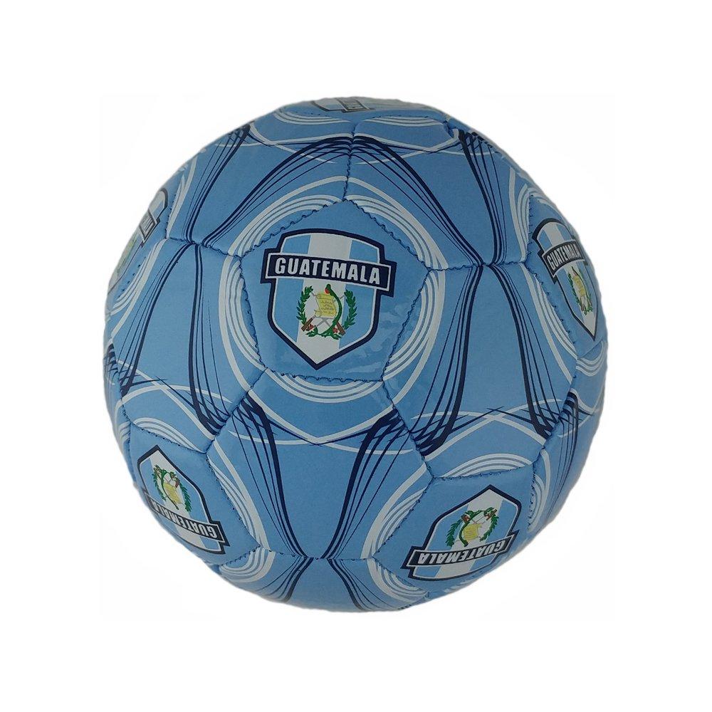 Guatemala Soccerトレーナーミニサッカーボールサイズ2 B07BBWVSFC