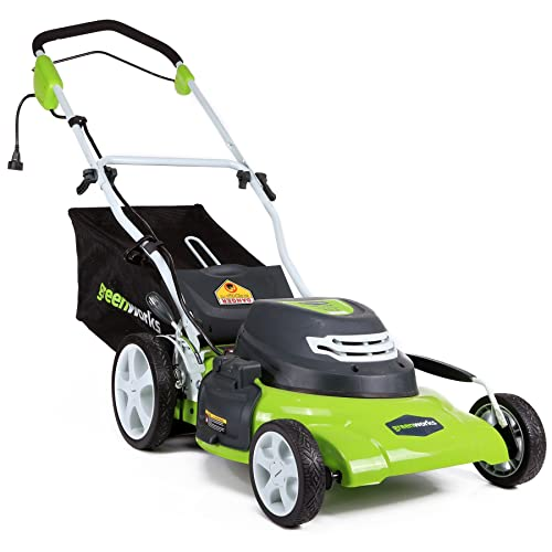 GreeWorks lawn mower review