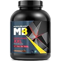 MuscleBlaze Super Gainer XXL - 3 kg (Chocolate)