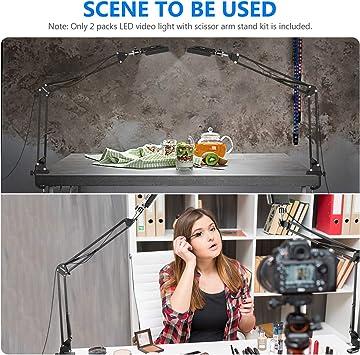 Neewer Videokonferenz Licht Kit Für Kamera