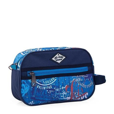 LOIS - 54223 Neceser infantil, bolsa de aseo con asa lateral ...