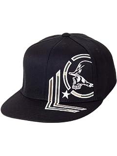 e9e40b02ef4a3 Amazon.com  Metal Mulisha Men s Descend Snapback Adjustable Hats