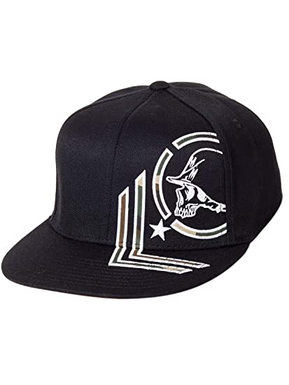Amazon.com  Metal Mulisha Men s Hide Flexfit Hats 71aeb7e7a8d