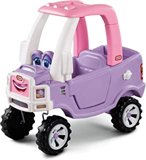 product image for Little Tikes Princess Cozy Truck Ride-On, Pink Truck