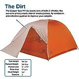 Big Agnes - Copper Spur HV UL Tent, 4