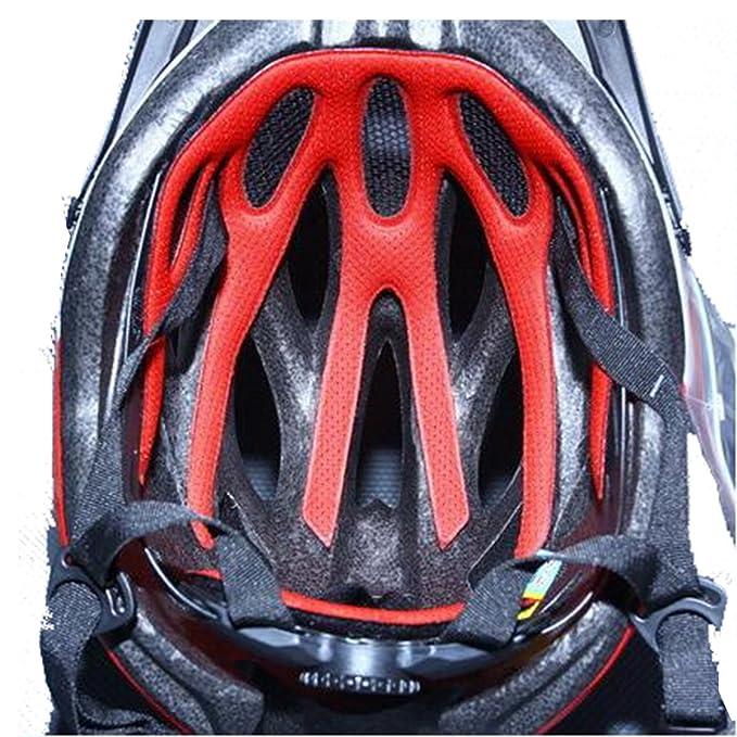 TZQ Insectos Montañas Carreteras Bicicletas Cascos: Amazon.es: Ropa y accesorios