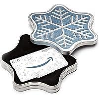 cp339339.com.de Geschenkkarte in Geschenkbox (Schneeflocke) - mit kostenloser Lieferung per Post