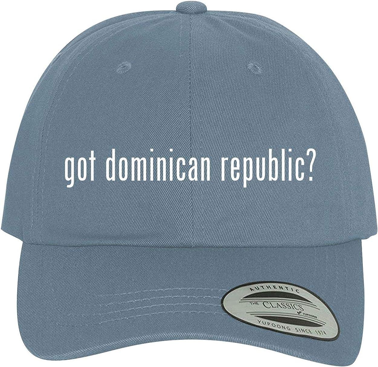 Comfortable Dad Hat Baseball Cap BH Cool Designs got Dominican Republic?