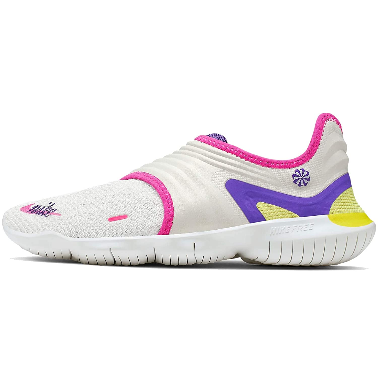 Buy Nike Wmns Free Rn Flyknit 3 0 Womens Ck0822 001 Size 12 At Amazon In