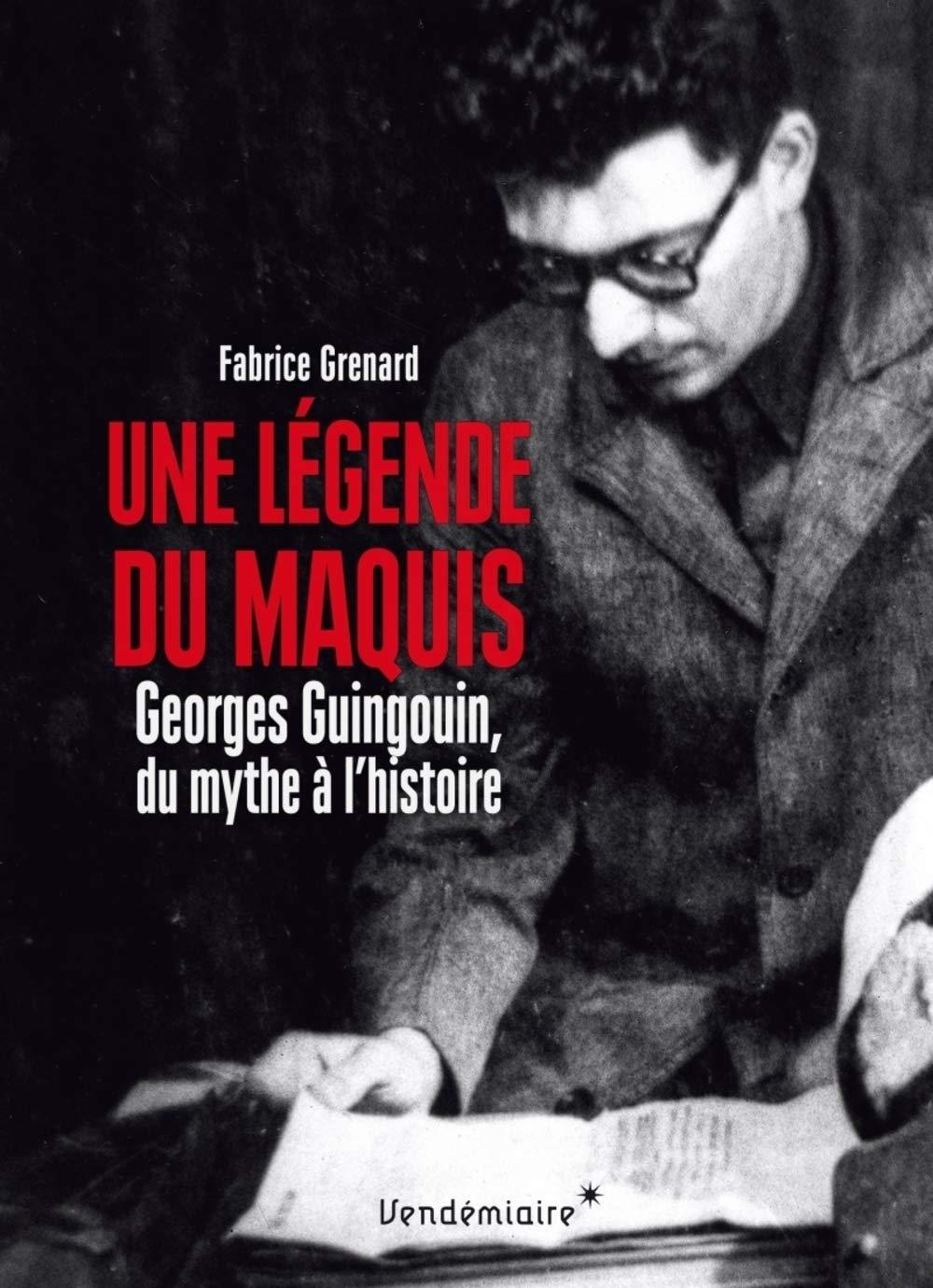 Une légende du maquis (Chroniques): Amazon.es: Grenard, Fabrice: Libros en idiomas extranjeros