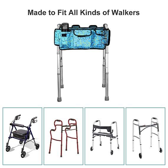 SupreGear Walker Bag, Bolsa de Asas para Organizador la cesta ...