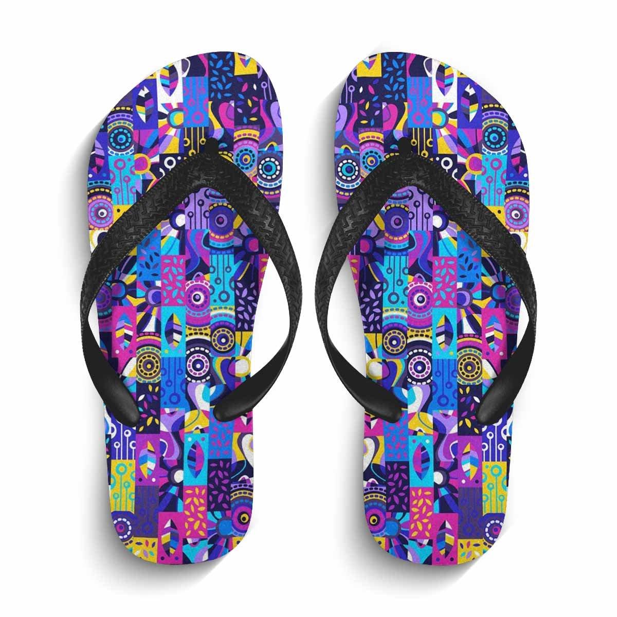 Men Stylish Beach Flip Flops Summer Flip Flop Sandals /& Slippers Comfortable Beach Shoes