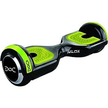 Ein gutes Hoverboard bekommen Sie von der Marke Nilox.