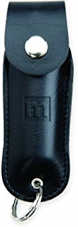 product image for Mace Brand Police Strength Pepper Spray In A Leather Case with Key Ring