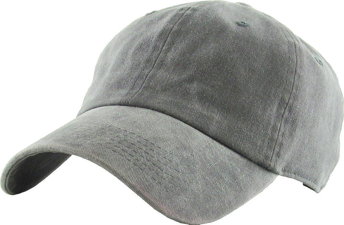109ed021a9b KBETHOS Classic Polo Style Baseball Cap Cotton Made Adjustable Fits Men  Women Low Profile Dad Hat