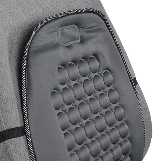 Amazon.com: Magnetic Bubble Seat Cushion - Massage Therapy - 1pc Padded Cover (Gray): Automotive