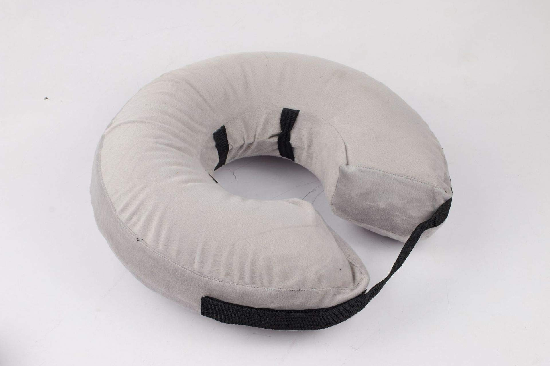 Yevison Pet Headgear Hat Pet Inflatable Neck Ring Anti-Biting Ring Anti-Licking Ring pet Hood Cover Neck Circumference 12-20cm