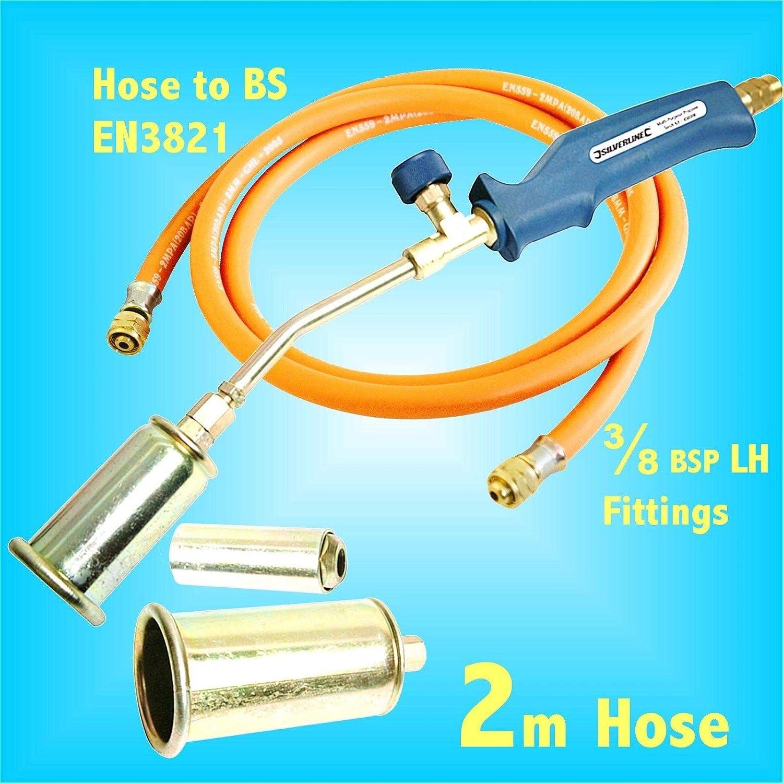 brûleur propane chalumeau 2M tuyau à gaz pour gaz torche