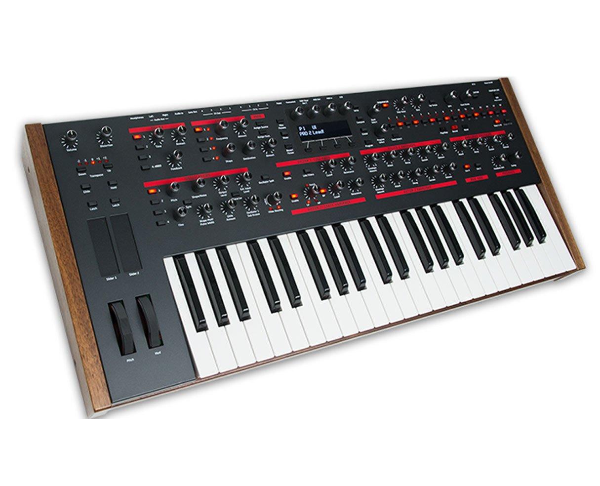 Dave Smith Pro 2 sintetizador con cuatro Digital osciladores y Sub oscilador: Amazon.es: Instrumentos musicales