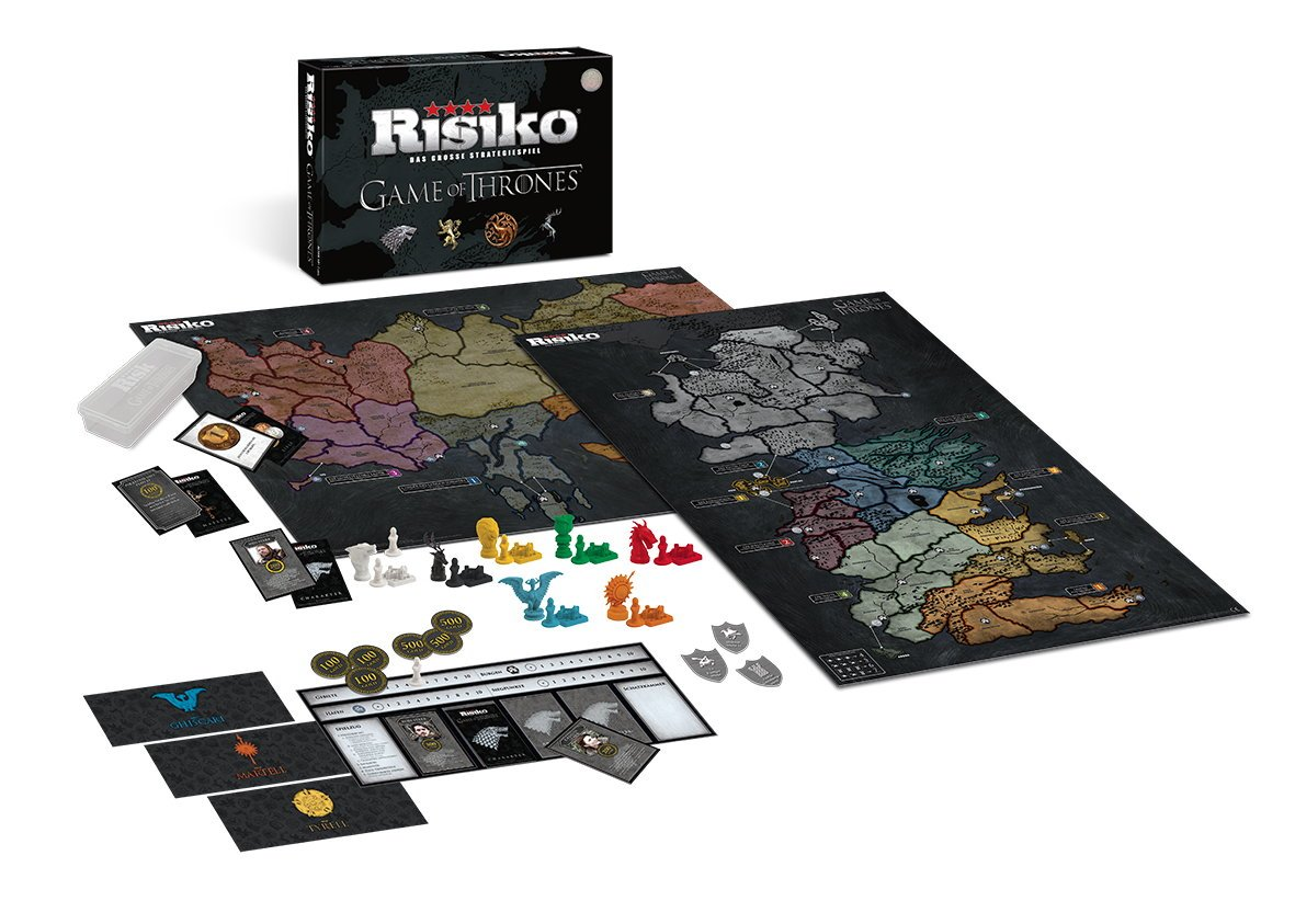Game of Thrones Risiko Collector's Collector's Collector's Edition GoT Brettspiel - Deutsch 2db636