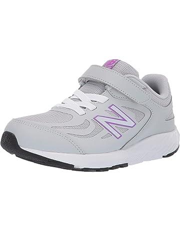 ba732ea14e6a43 New Balance Kids  519v1 Hook and Loop Running Shoe