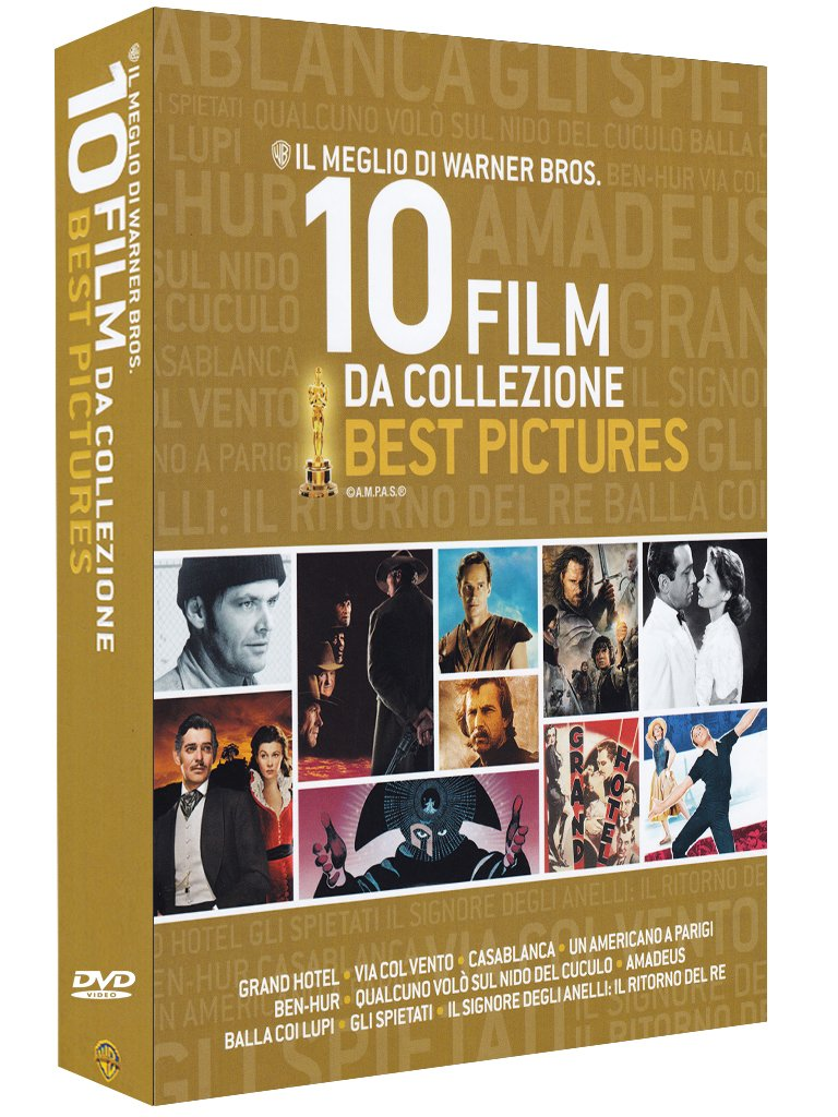 Il meglio di Warner Bros. - 10 film da collezione - Best pictures Italia DVD: Amazon.es: F. Murray Abraham, Sean Astin, John Barry, John Barrymore, ...