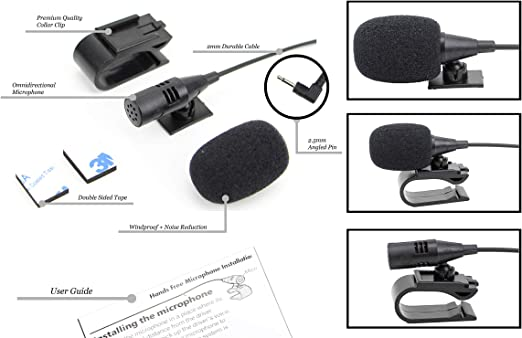 New Genuine Pioneer Replacement Bluetooth Microphone Many Models CPM1083