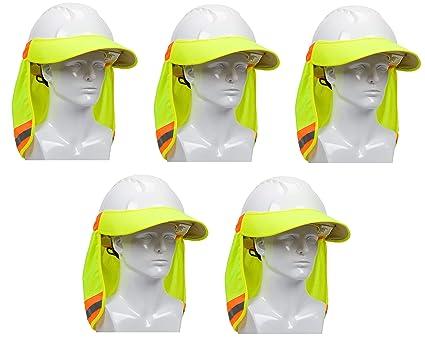 b51d66acc2da5 2 Pack Hard Hat Sun Shield