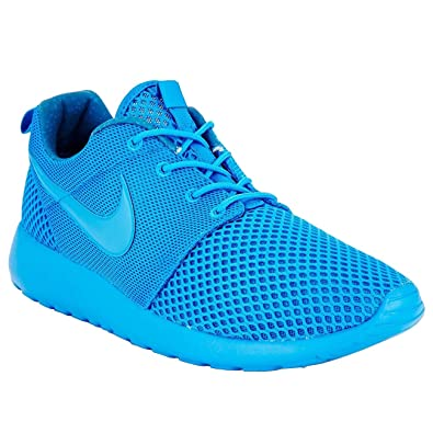 abee47c994f78 Nike Roshe One Print Premium Loyal Blue White Womens Mens Running ...