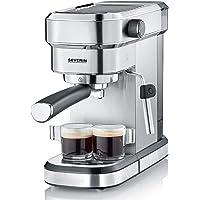 Severin Espresa KA 5994 Espresso Makinesi (yakl. 1350 W, masif ve profesyonel süzgeç taşıyıcı (ağırlık yakl. 450 g…