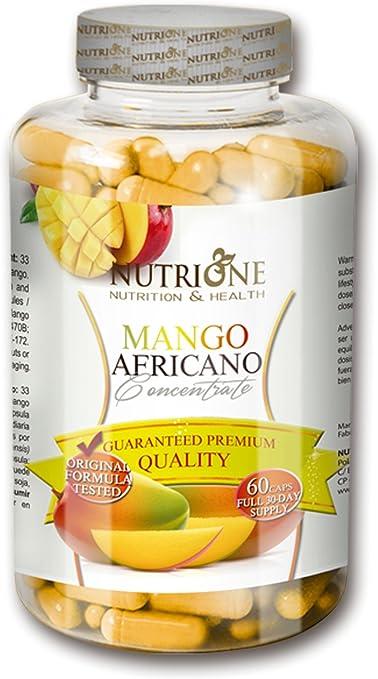 Mango Africano: Amazon.es: Salud y cuidado personal