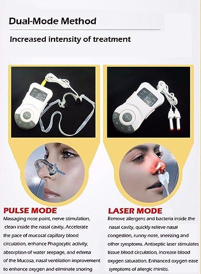 HailICare Tratamiento de Rinitis Fototerapia Dispositivo Anti ...