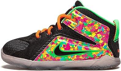 Amazon.com: Nike Lebron 12 (TD) - US