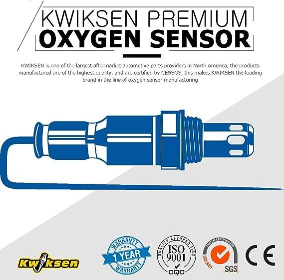 Downstream-Denso Oxygen Sensor 1PCS For 1996-1997 Honda Civic del Sol 1.6L