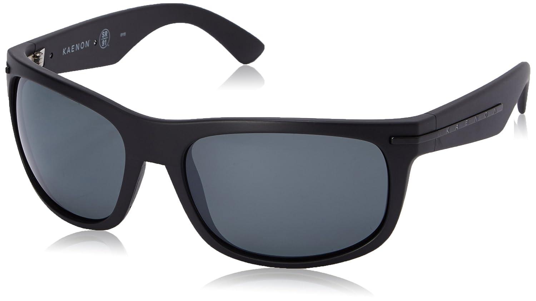 Kaenon mens sunglasses - Amazon Com Kaenon Men S Burny Polarized Rectangular Sunglasses Black Label 62 Mm Clothing