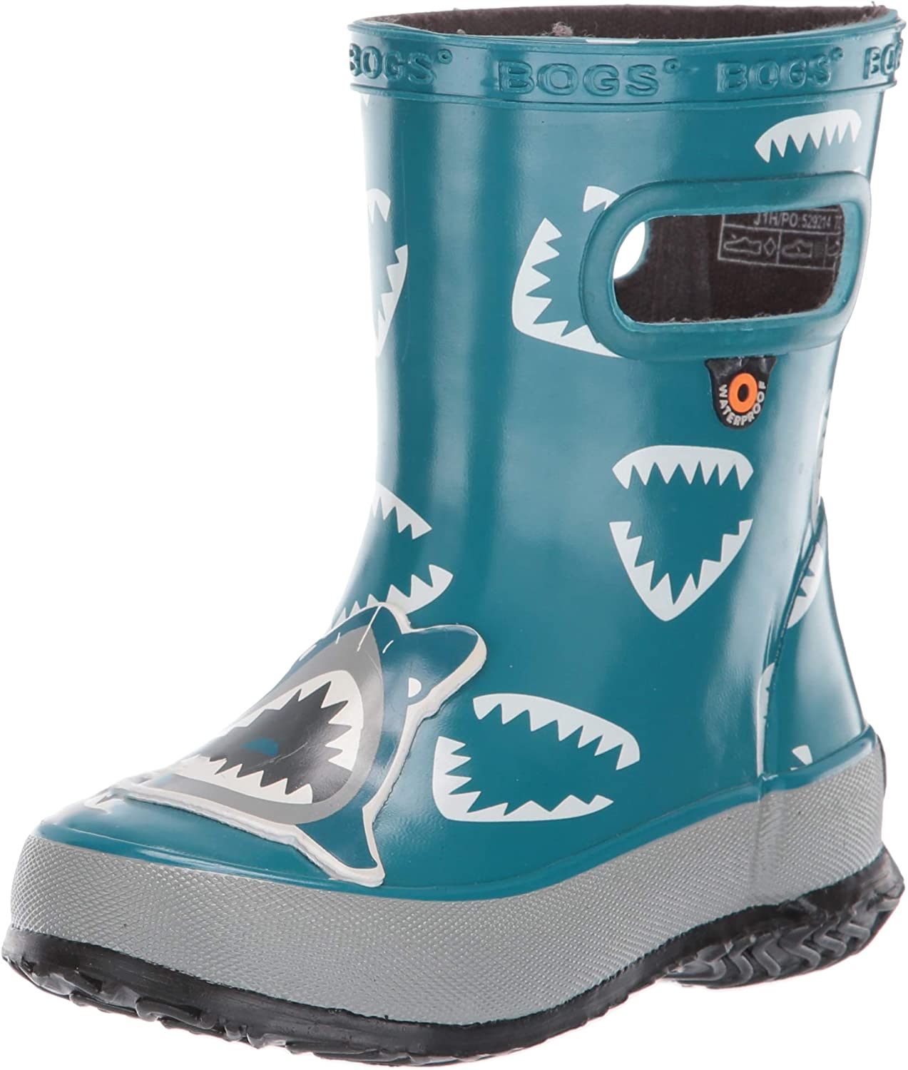 BOGS Kids' Skipper Waterproof Rain Boot