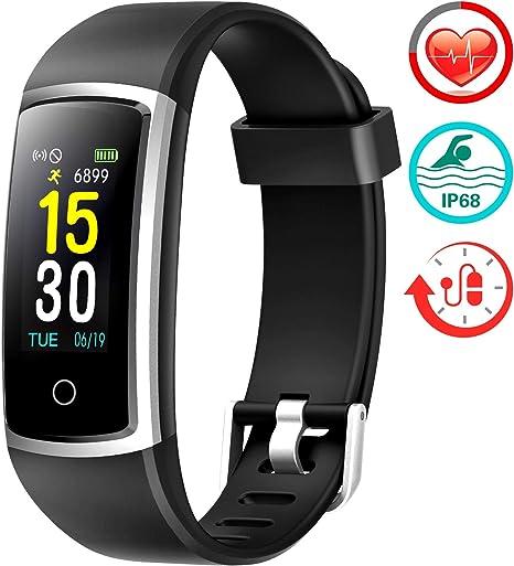 Amazon.com: Fitfort - Reloj de seguimiento de actividad con ...