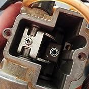 Amazon.com: Todos los balones 26 – 1267 Carburador Rebuild ...