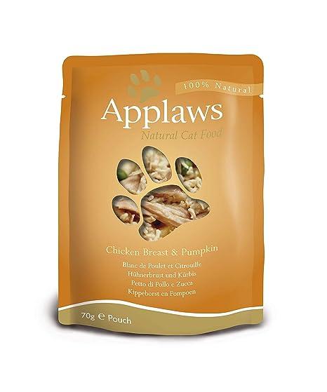 Applaws - Estuche para Gatos y Calabazas