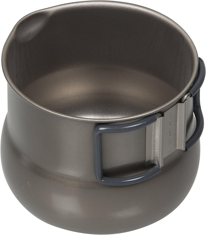 800ml EVERNEW Titanium Pot