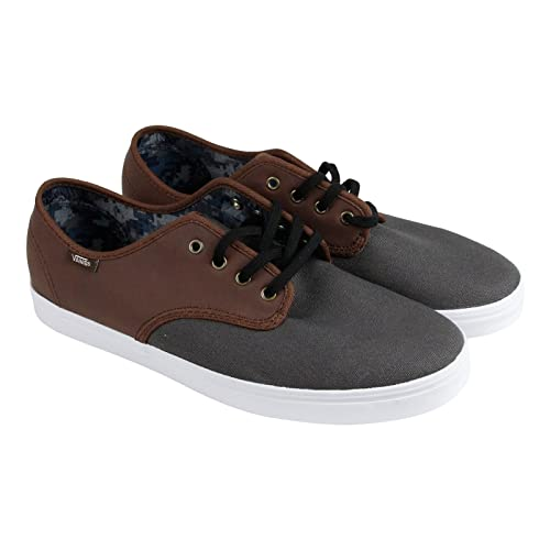 c2fe005ef9 Vans Madero C L Magnet Leather Sneakers Mens (10.5 Mens 12 Womens)   Amazon.ca  Shoes   Handbags