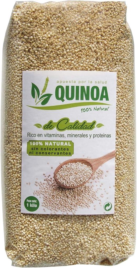 Guillermo Quinoa Blanca Superalimento 100% Natural 500gr sin ...