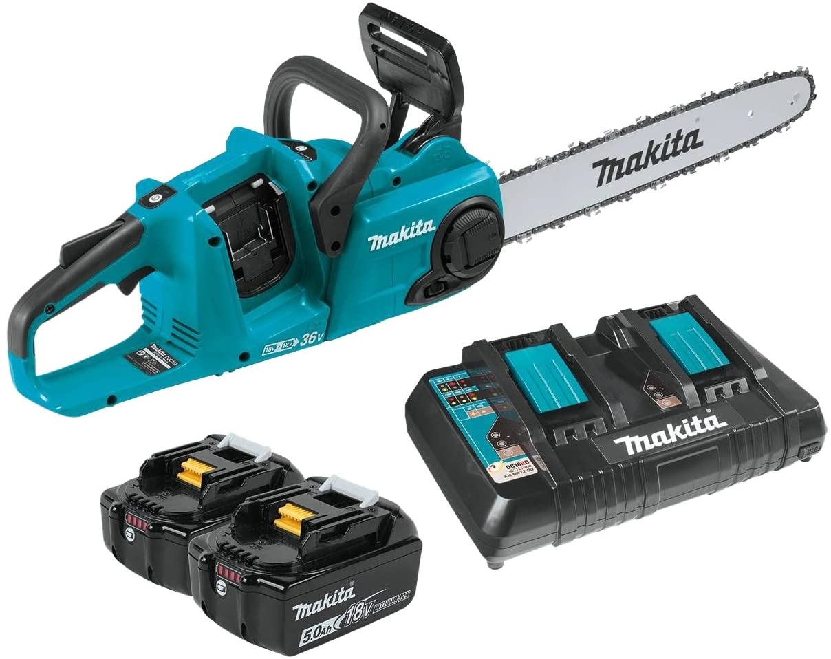 Best Cordless Chainsaw in 2020: Reviews & Buying Guide 6