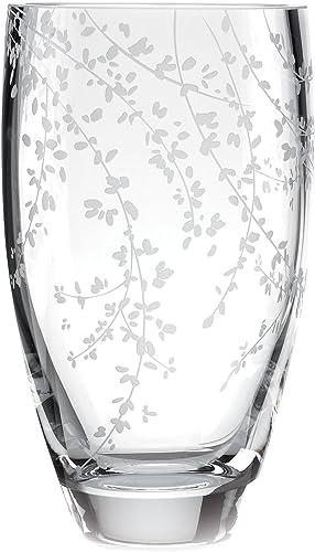 Kate Spade New York Gardner Street Bouquet Vase 8.5 Clear Vase
