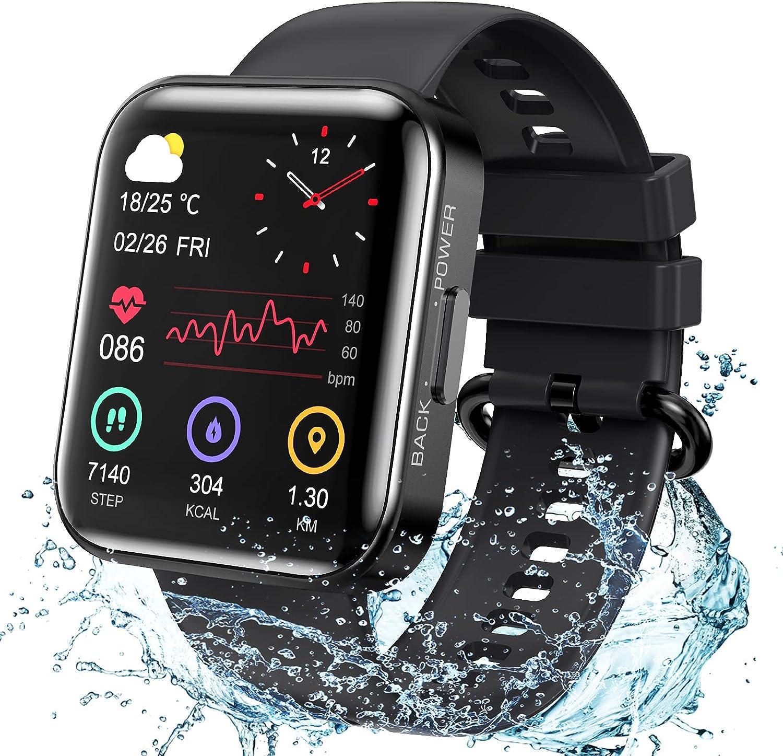 """KOSPET 1.71"""" Magic 3 Smartwatch $27.49 Coupon"""