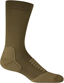 product image for Farm to Feet Fayetteville Lightweight Technical Crew (Coyote Brown, Medium)