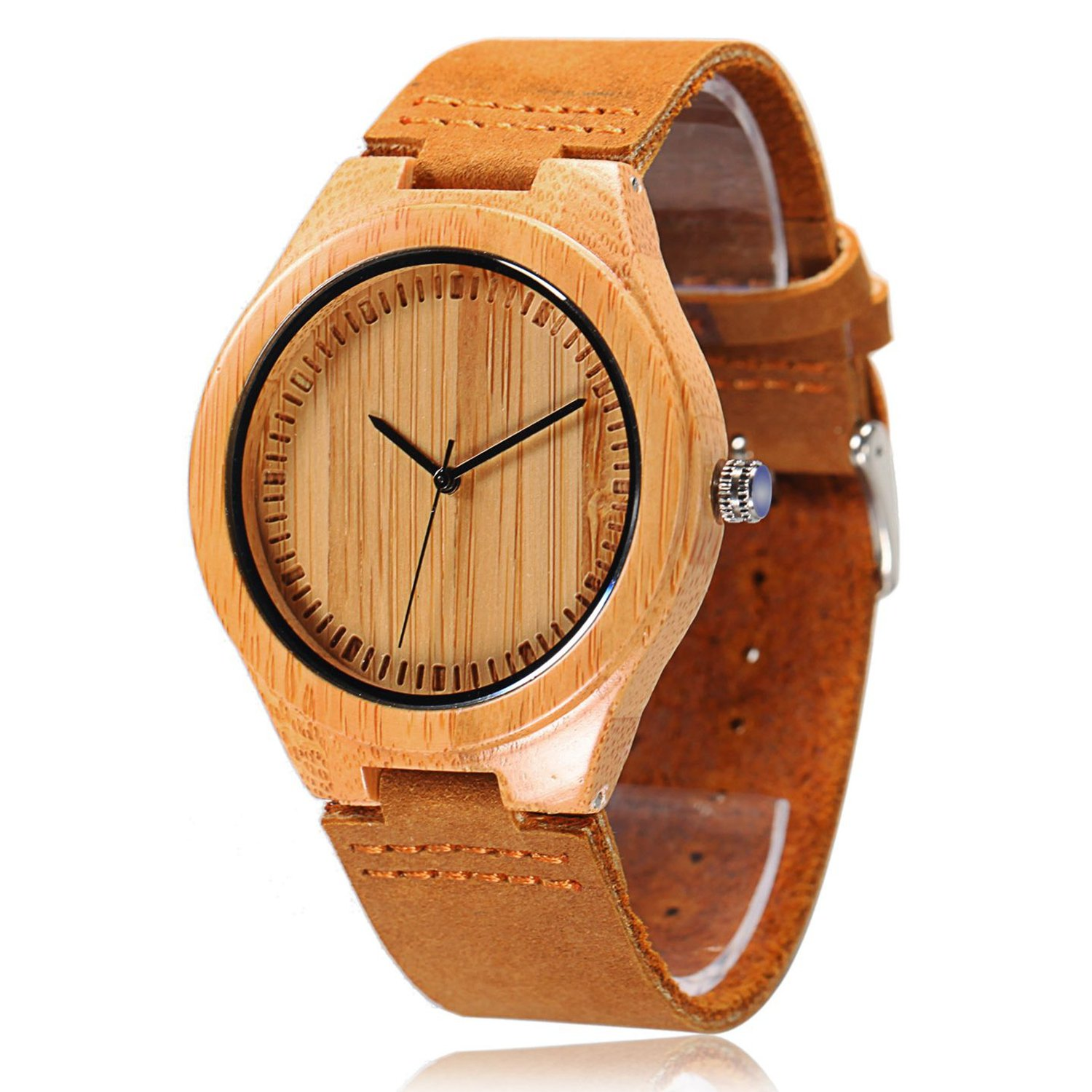 CUCOL Bamboo Wooden Watch