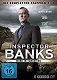 Inspector Banks - Mord in Yorkshire: Die kompletten Staffeln 1-3 [6 DVDs]