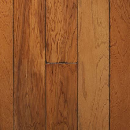 Millstead Artisan Hickory Sepia 38 In Thick X 4 34 In Wide X
