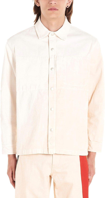 DIESEL RED TAG Luxury Fashion Hombre 00S586BIAN Blanco Camisa | Otoño-Invierno 19: Amazon.es: Ropa y accesorios